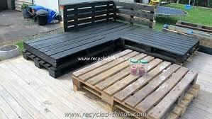 wood skid furniture. Wood Pallets Deck Wooden Pallet Furniture Plans Wood Skid Furniture