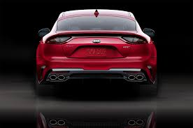 2018 Kia Stinger GT Track Drive Review ile ilgili görsel sonucu