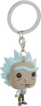 <b>Funko</b> 12916 <b>FUNKO POP</b>! KEYCHAIN: Rick and <b>Morty</b> - Rick