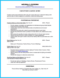 Makeup Artist Resume For Mac Free Resume Example And Writing