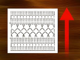 3 Ways To Read A Crochet Chart Wikihow