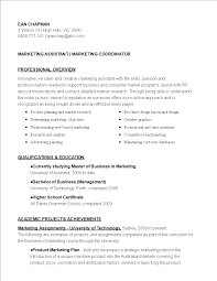 Marketing Executive Assistant Resume Templates At