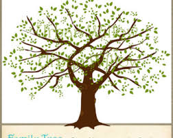 Family Tree Tree Download Family Tree Tree Image Png Image Clipart Png Free