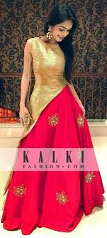 Designer Gowns For Indian Wedding Tanya Sharma Sku 362923 Price Rs 19 990 Indian