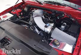 Ford F-150 SVT Lightning engine gallery. MoiBibiki #7