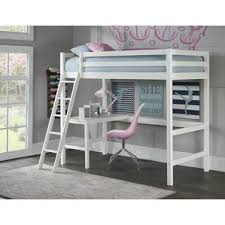 loft and bunk beds. felipe twin bunk with study loft and beds l