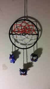 Pokemon Dream Catcher Ghost Pokemon Dream Catcher Secret Santa 41 redditgifts 2