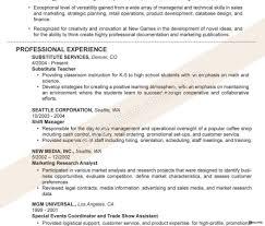 Teacher Assistant Resume Teacher Aide Resume Assistant Writing Http Jobresumesample Com 100 82