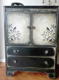 paint effects for furniture. Example Of Sponge Painting On Furniture Paint Effects For U