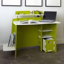 Kids Desk With Storage Kids Room Children Desk Ideas With Green Solid Wood Desk With