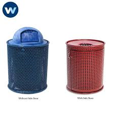 trash can receptacles coated receptacles loading zoom outdoor trash receptacles parks