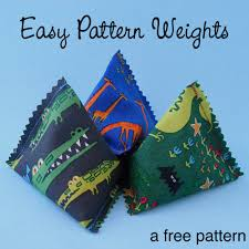 Pattern Weights Beauteous Free Tutorial Easy Pattern Weights Shiny Happy World