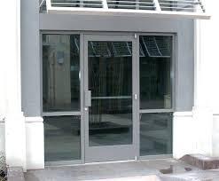 commercial glass entry door hardware aluminum doors