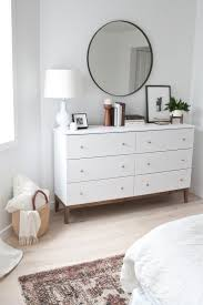 Modern Bedroom Mirrors 17 Best Ideas About Dresser Mirror On Pinterest White Bedroom