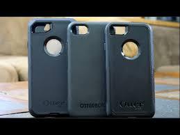 Otterbox Comparison Chart Otterbox Defender Vs Commuter Vs Symmetry Iphone 7 Case Comparison