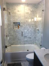 Bathtub Enclosures Frameless Corner Glass Alumax Bath Installation. Bathtub  Enclosures Glass Bath Showers Ideas Sliding Doors Baths.