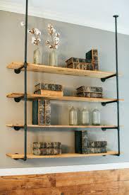 Living Room Shelves Design 17 Best Ideas About Wall Shelves On Pinterest Wall Shelves