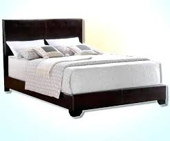Bed Frame Box Spring Mattress Set King Size For Boxspring And Full ...