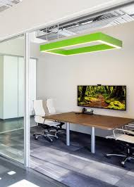 suspended office lighting. HBeam 3.5 (HB3.5), ALW Oakland Office - DES Architects, © Suspended Lighting