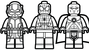 Lego Spiderman Coloring Coloring Pages To Print Lego Spiderman