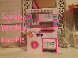 Squishy Vending Machine Custom Squishy Vending Machine Squishies Stuff Pinterest Squishies