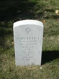 Violet Iva Showers Walsh (1903-1998) - Find A Grave Memorial