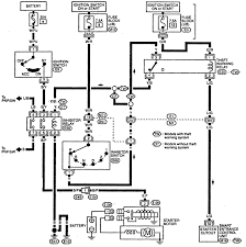 1993 Nissan Maxima Fuel Pump Diagram