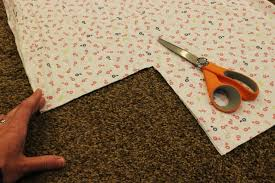 SEWING A CRIB SHEET WITH FRENCH SEAMS