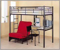 desk bunk bed combo from barn door desk home furniture design bed desk dresser combo home