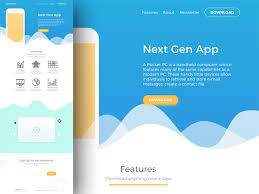 Create Pro Landing Page For Apps - Reliable Online IT Service