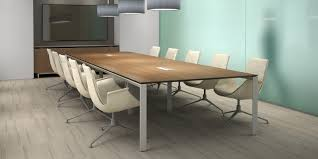 contemporary office tables. Contemporary Conference Table / Wooden Laminate Rectangular Office Tables L
