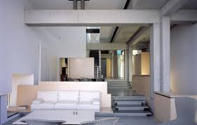 Raised Kitchen Floor Home Design Living Room Design At Home Applied White Sofa Also