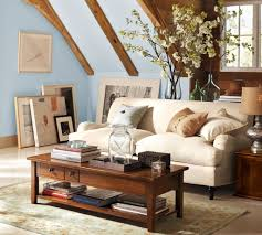 Pottery Barn Living Room Decorating Black Solid Wood Coffee Table Pottery Barn Living Room Gray Paint