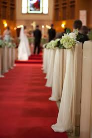 Of Wedding Decorations In Church 17 Best Ideas About Church Wedding Decorations On Pinterest