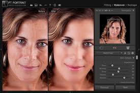 easy portrait retouching software editor free middot make up