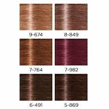 60 Problem Solving Igora Royal Colour Chart Uk