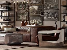 Sophisticated Manly Decor Images Best Idea Home Design