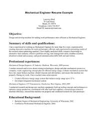 Mechanical Design Engineer Resume Cover Letter Mechanical Design Engineer Resume Sample Cv Engineering Pics Cover 4