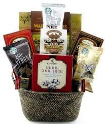 starbucks for breakfast coffee or tea gift baskets canada sendluv