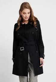 trenchcoat black