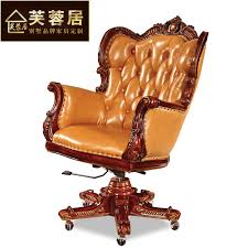 french style office furniture. Get Quotations · Hibiscus Habitat French Palace Carved Wood Leather Office Chair Boss Computer Rotating Style Furniture