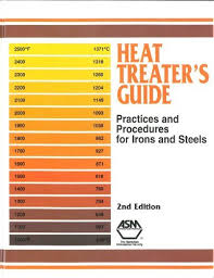By Asm International Heat Treaters Guide Practices And