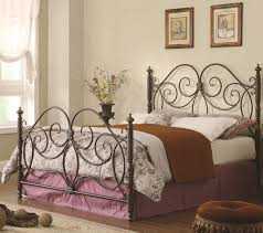 Bed Frames : Wonderful Twin Metal Headboard And Footboard Frame Used  Headboards Home Decor Inspirations Image Of Rails Cheap Frames Low Queen  Antique Size ...