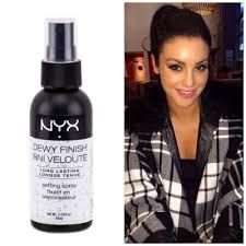 nyx setting spray main