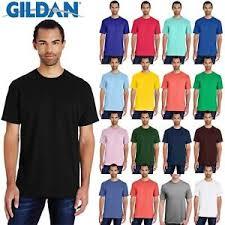Gildan Hammer Size Chart Details About Gildan Plain Hammer Short Sleeve Mens T Shirt H000 100 Ring Spun Cotton T Shirt