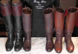 narrowing of boots assessment