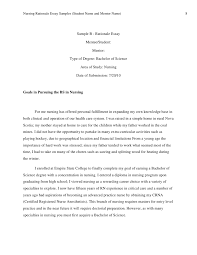entrance essay for nursing program writing your nurse practitioner school personal statement