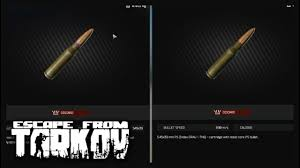Escape From Tarkov Bullet Chart Escape From Tarkov Ammo Changes Prs Mk255 Nerf