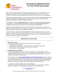 Business Brief Example Executive Business Summary Template Best Proposal Templates Plan