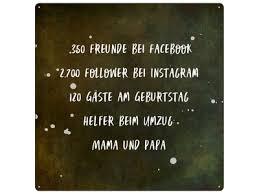 20x20cm Metallschild Türschild 350 Freunde Bei Facebook Umzug Einzug